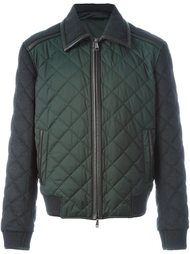 стеганая куртка  Brioni
