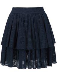 многослойная юбка Sophie Theallet