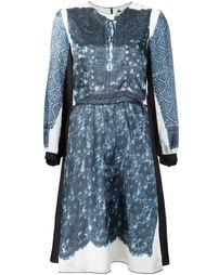 платье с кружевной отделкой Marc Jacobs