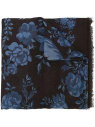 шарф с цветочным принтом   Stella McCartney