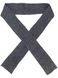 вязаный шарф в рубчик Marni