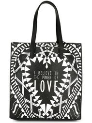 классическая сумка-тоут 'Power of Love' Givenchy
