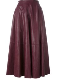 плиссированная юбка  Mm6 Maison Margiela
