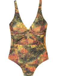open back printed swimsuit Lygia & Nanny