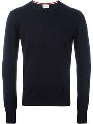 вязаный свитер  Moncler