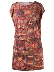 printed tunic dress Lygia & Nanny