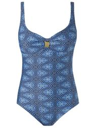 abstract print swimsuit Lygia & Nanny