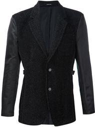 твидовый пиджак Alexander McQueen