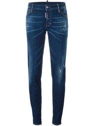 джинсы 'Medium Waist Skinny' Dsquared2