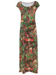 floral print long dress Lygia & Nanny