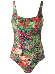 floral print swimsuit Lygia & Nanny