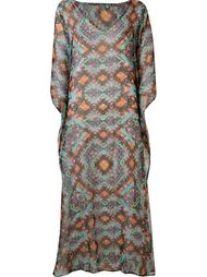 long printed kaftan Sub