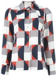 футболка с геометрическим принтом  L'Autre Chose
