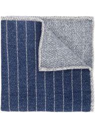 карманный платок в полоску Brunello Cucinelli