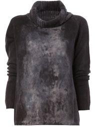 свитер с эффектом тай-дай Avant Toi