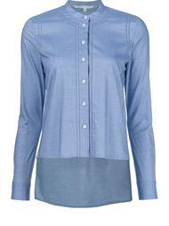 рубашка с неравномерным подолом Veronica Beard