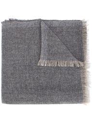 шарф в елочку Brunello Cucinelli