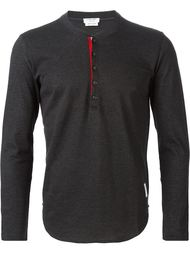 свитер на пуговицах Thom Browne