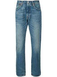 выбеленные джинсы прямого кроя Levi's Levi's®