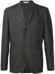 меланжевый пиджак Boglioli