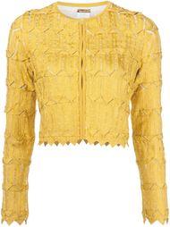 укороченный пиджак Pepa Pombo