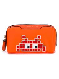косметичка 'Space Invaders' Anya Hindmarch