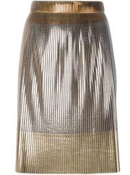 плиссированная юбка  Golden Goose Deluxe Brand