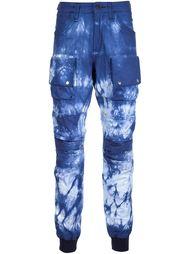 брюки карго с линялым эффектом Prps