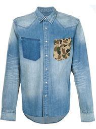 рубашка с нагрудными карманами Prps