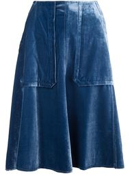 юбка с накладными карманами Dorothee Schumacher