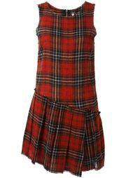 платье в клетку R13