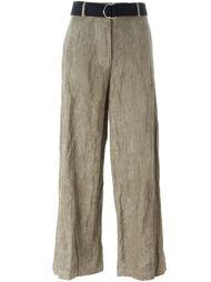 брюки с поясом Hache