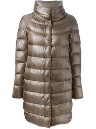 удлиненная дутая куртка  Herno