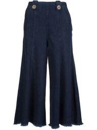 укороченные широкие джинсы Dorothee Schumacher