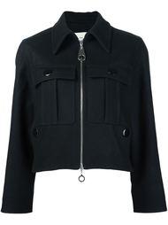 фетровая укороченная куртка  Edun