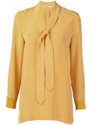 блузка с завязками на горловине Edun