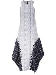 платье с панельным дизайном  Jonathan Simkhai