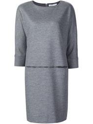 платье с рукавами три четверти  Fabiana Filippi