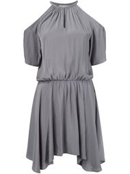 платье с драпированными деталями  Ramy Brook