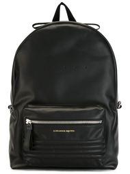 рюкзак с ребристой панелью Alexander McQueen