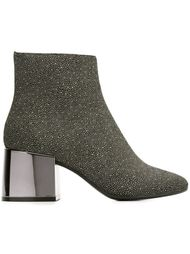 фактурные ботинки Mm6 Maison Margiela