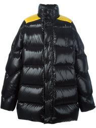 объемное стеганое пальто Raf Simons
