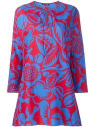 платье-кафтан с цветочным принтом  Sophie Theallet