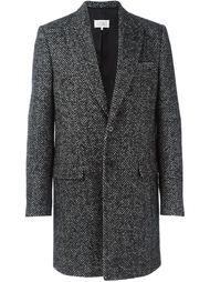 пальто в елочку Maison Margiela