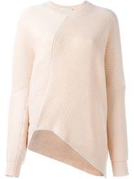 свитер с драпированными деталями  Stella McCartney