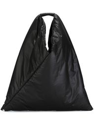 стеганая треугольная сумка-тоут Mm6 Maison Margiela