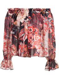 блузка с цветочным принтом  Elizabeth And James