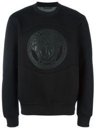 толстовка с логотипом  Versace