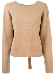 свитер с завязка Proenza Schouler