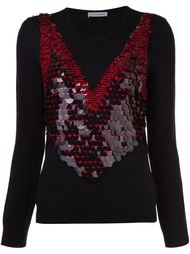 sequin embellished jumper Altuzarra